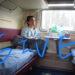 シベリア鉄道に乗る人々から教えられた「与えること」の本質